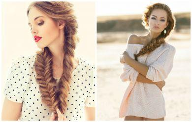 5 модных способов заплести косу