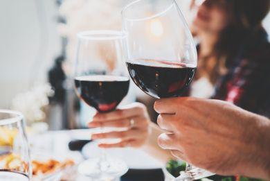 Ресторан вино