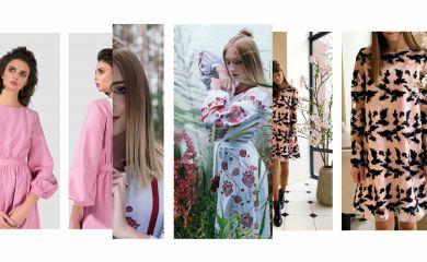 В последний момент: стильные цветочные платья на 8 марта