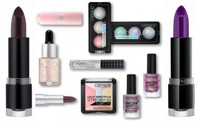 коллекция макияжа Cartrice весна лето 2018