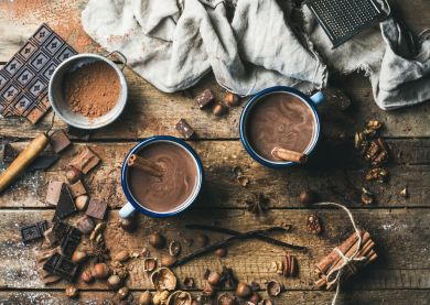 Кофе, пожалуйста! Осенние ароматы с нотой кофе