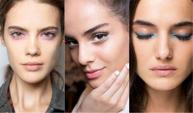 Как сделать крутой вечерний макияж для зеленых глаз