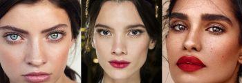 Главный тренд лета: эффектный металлик в макияже губ