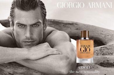 новинки парфюмерии ACQUA DI GIÒ ABSOLU