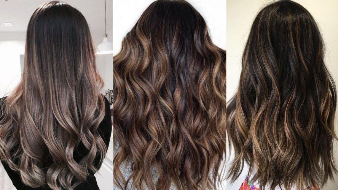 3914_max Мелирование темных волос фото до и после фото как выглядит