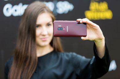 Samsung Galaxy Studio открывается на музыкальном фестивале Atlas Weekend 2018