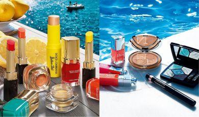 Летние коллекции макияжа