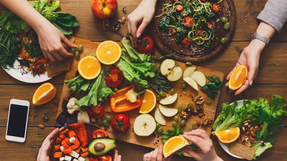 Вегетарианская диета с подробным меню на неделю
