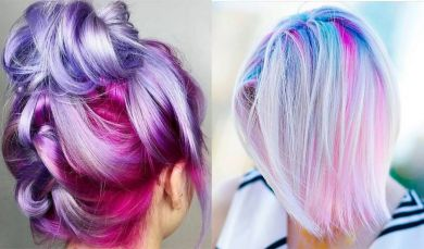 Цветные корни