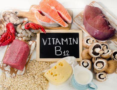 продукты с витамином б 12