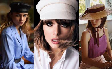 украинские дизайнеры одежды - шляпы