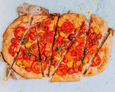 блюда с помидорами
