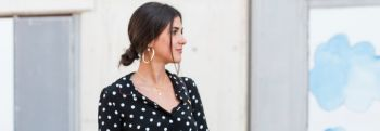 Стильное кимоно – новая модная замена кардигану на осень 2018