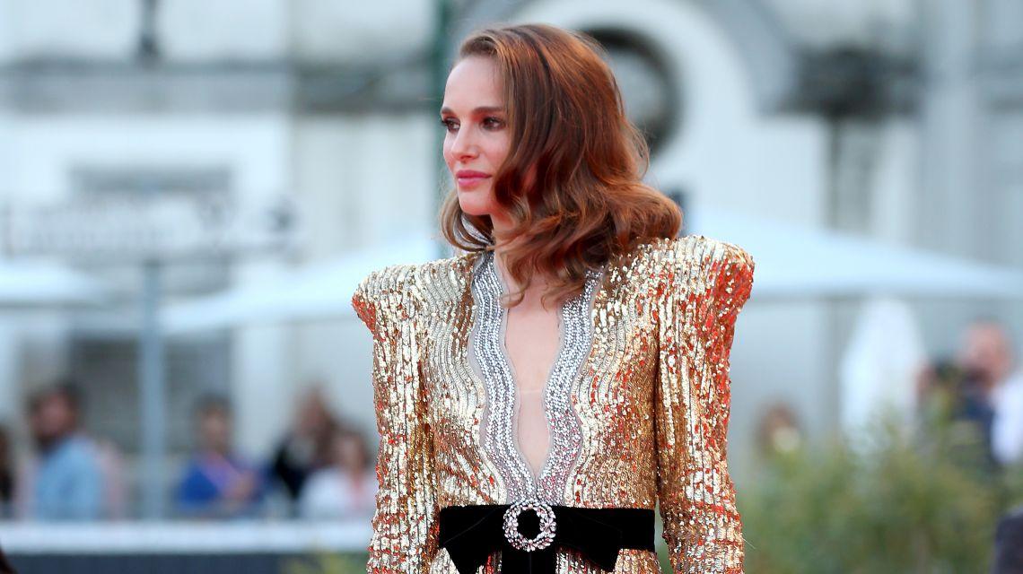 Натали Портман в Gucci другие самые стильные звезды недели