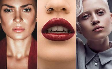 тренды макияжа осень 2018