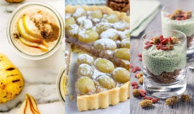 Фруктовое настроение: топ-5 полезных рецептов с грушей на завтрак