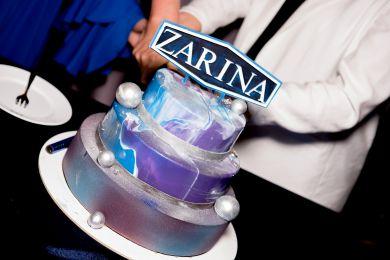 Ювелирному Дому ZARINA 20 лет: Starlight Anniversary Party