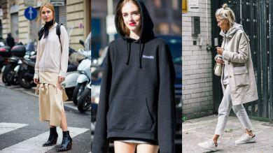 Советы стилиста: как и с чем носить худи