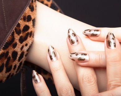 10 примеров идеального леопардового маникюра