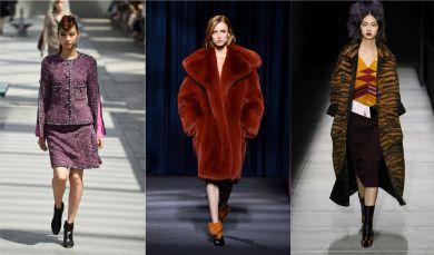 Модные тренды зима