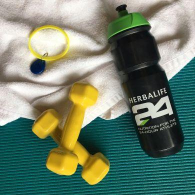 Преображение с Herbalife Nutrition: Топка для калорий и шок для мышц
