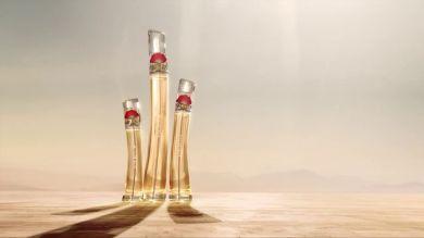 Аромат без аромата: Kenzo посвятил новый парфюм маку и снял мини-фильм