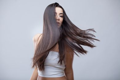 бондинг для волос