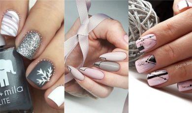 Паутинка для ногтей