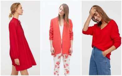 одежда в цвете Pantone 2019