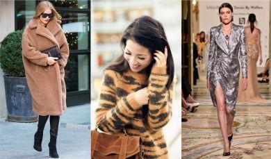 Модные вещи зима