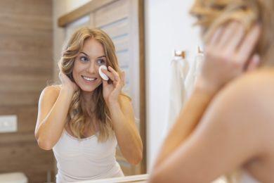 Вредные привычки при уходе за кожей лица