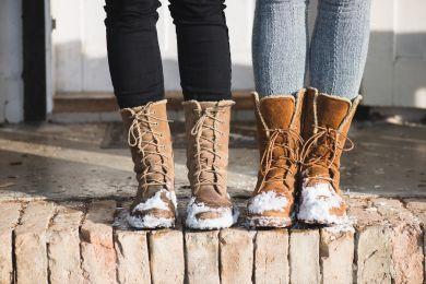Модная зимняя обувь 2019