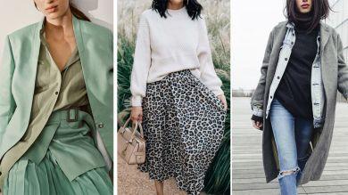 Тренды в одежде 2019