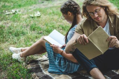 любовь и книги