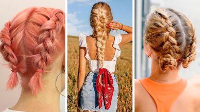 Варианты французских кос