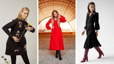 Три модных весенних платья 2019