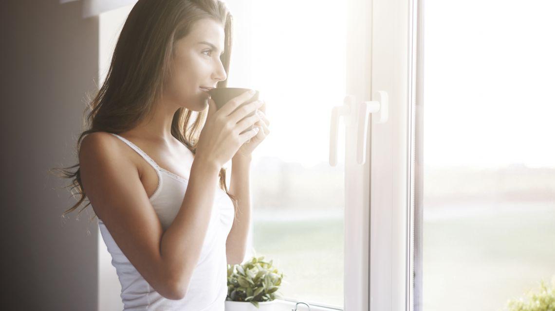 Утренние привычки для похудения