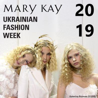 Mary Kay® на подиуме Ukrainian Fashion Week
