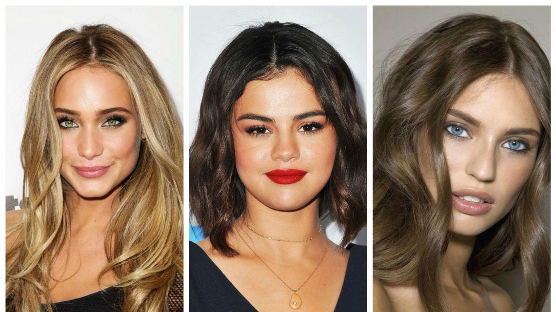Найди свой идеальный тон: как должны сочетаться цвет глаз и цвет волос