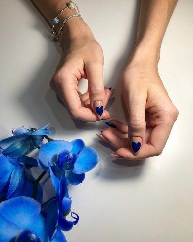 Какой маникюр сделать на миндалевидные ногти, чтобы он выглядел круто