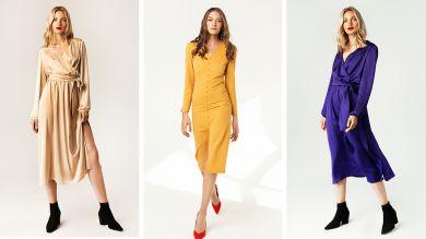 Платье на 8 марта от украинских брендов