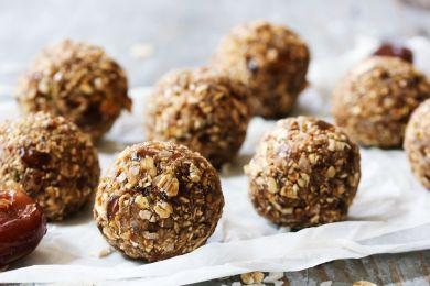 Конфеты из орехов и сухофруктов рецепт
