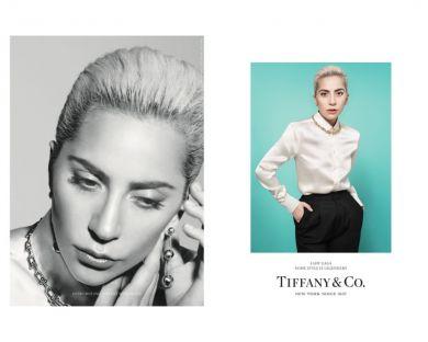 Леди Гага в рекламе Tiffany&Co