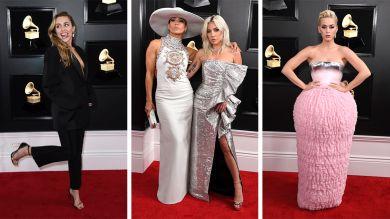 Образы звезд Grammy 2019