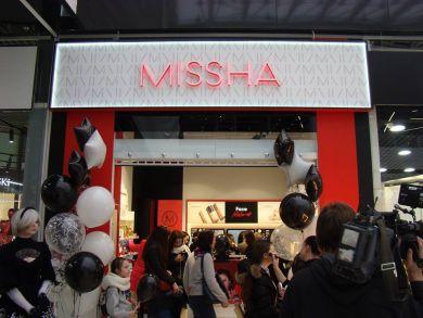 Missha в Украине