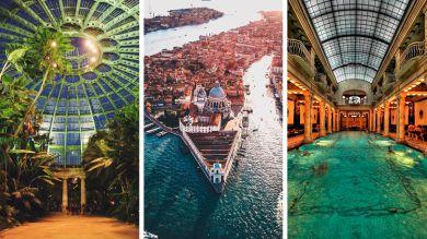 Три европейских города для отдыха на майские