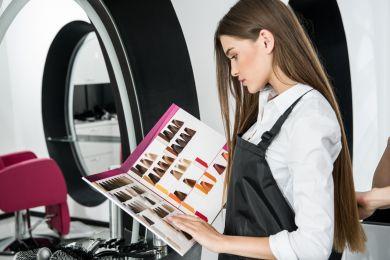 Онлайн тест Как подобрать цвет волос