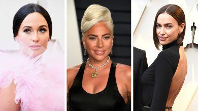 Бьюти образы звезд Оскар 2019