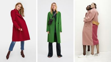 Модные пальто на весну 2019