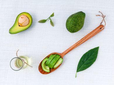 Польза авокадо для лица